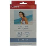 Canon佳能 KL-36IP原装热升华相纸5寸 CP760 CP800 CP900 CP910